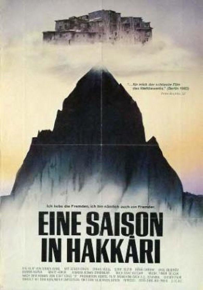 A Season in Hakkari movie poster