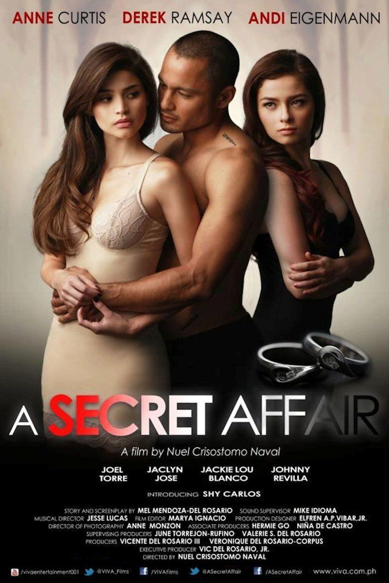 A Secret Affair movie poster