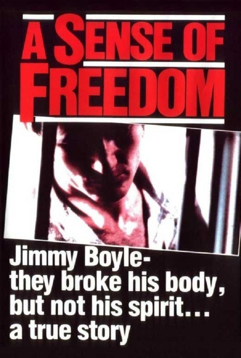 A Sense of Freedom movie poster