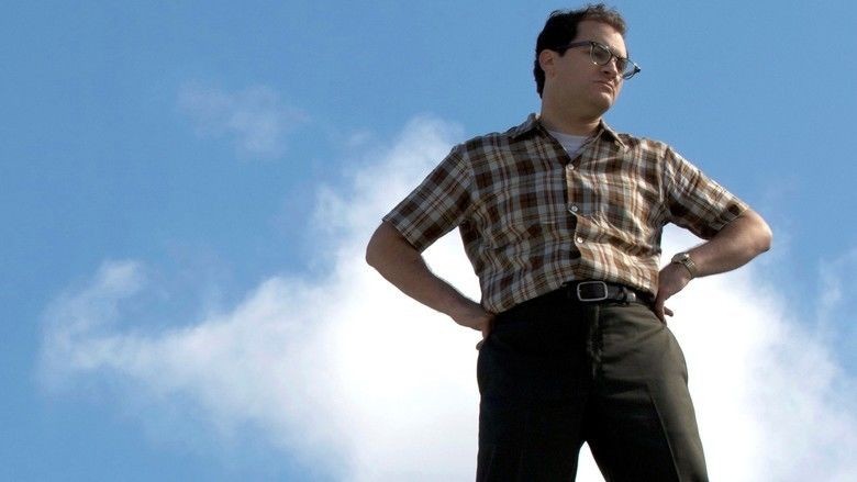 A Serious Man movie scenes