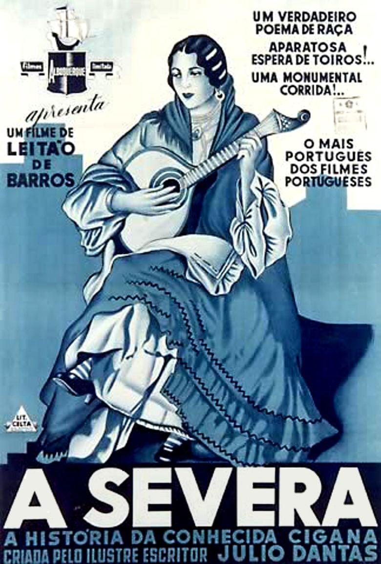 A Severa (film) movie poster