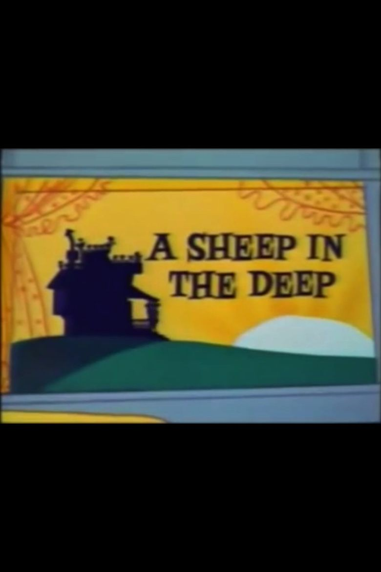 A Sheep in the Deep movie poster