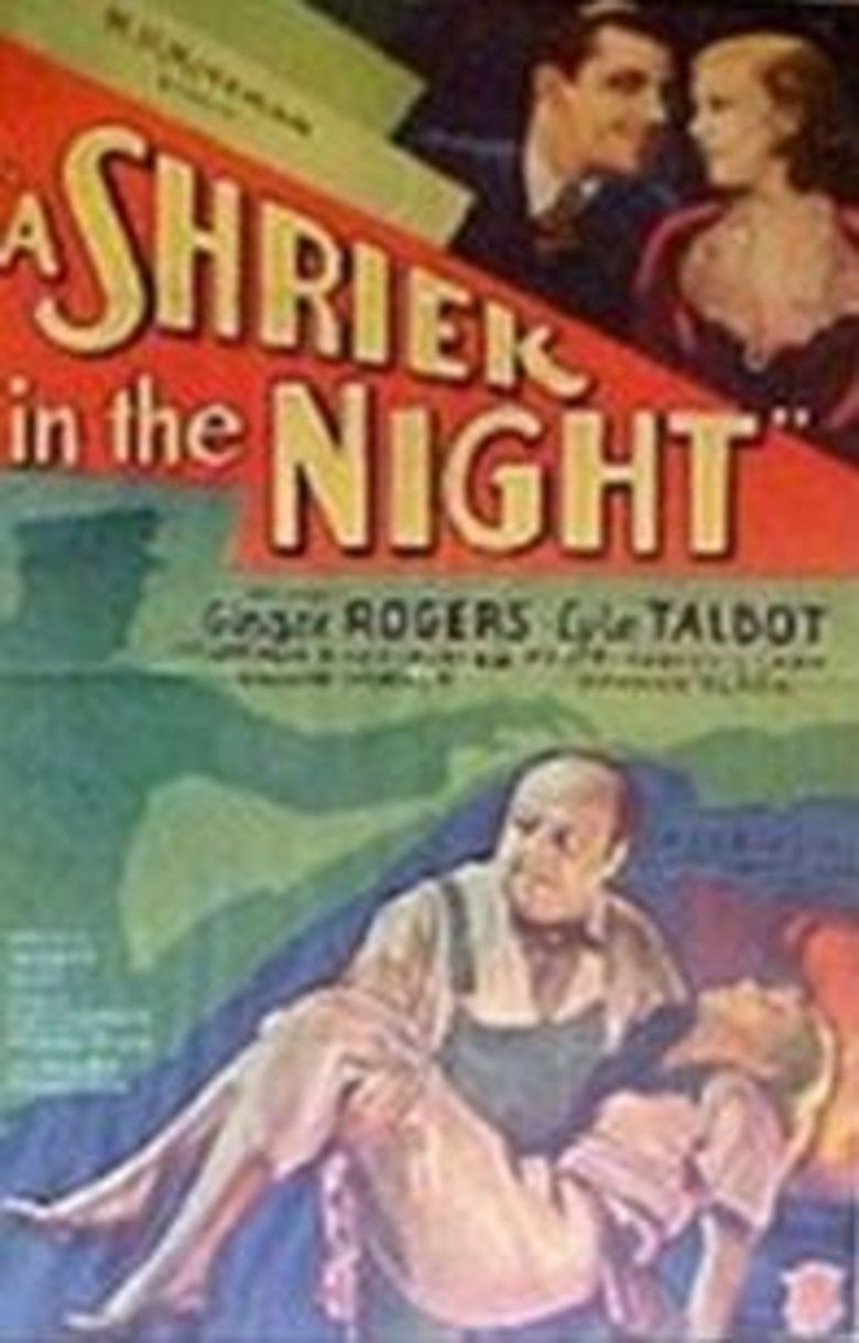 A Shriek in the Night movie poster