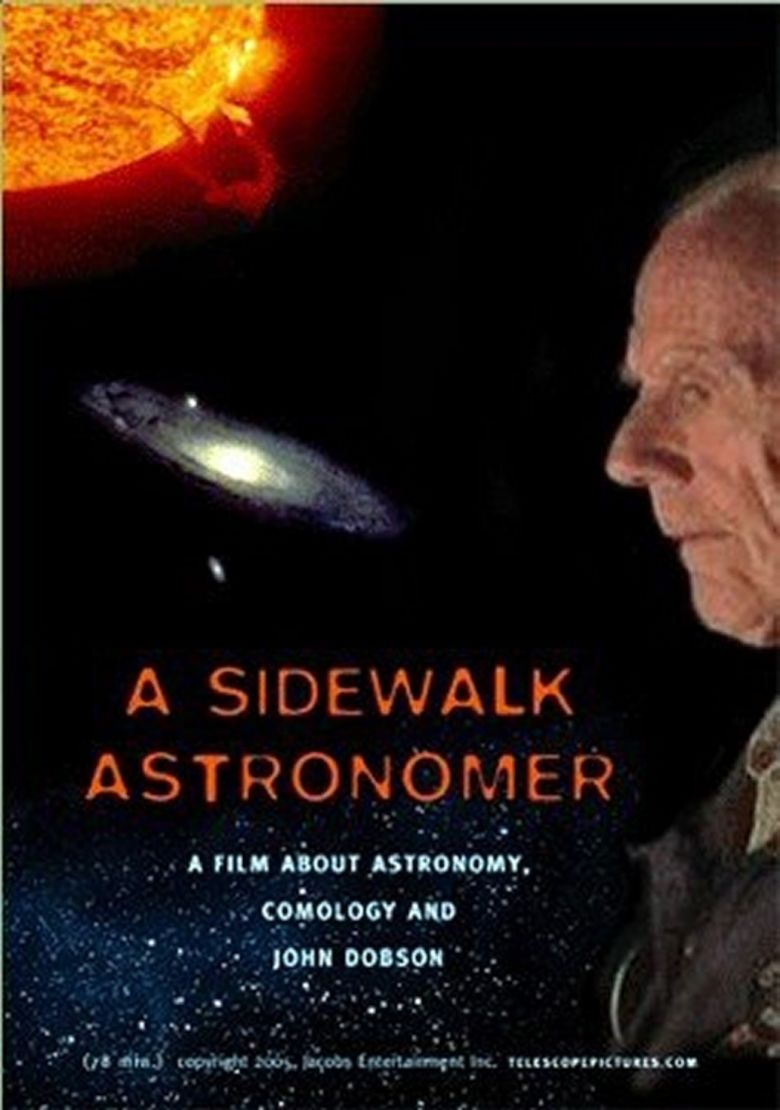 A Sidewalk Astronomer movie poster
