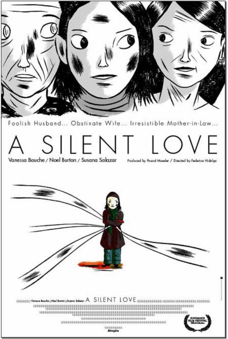 A Silent Love movie poster