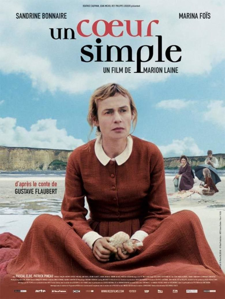 A Simple Heart (film) movie poster