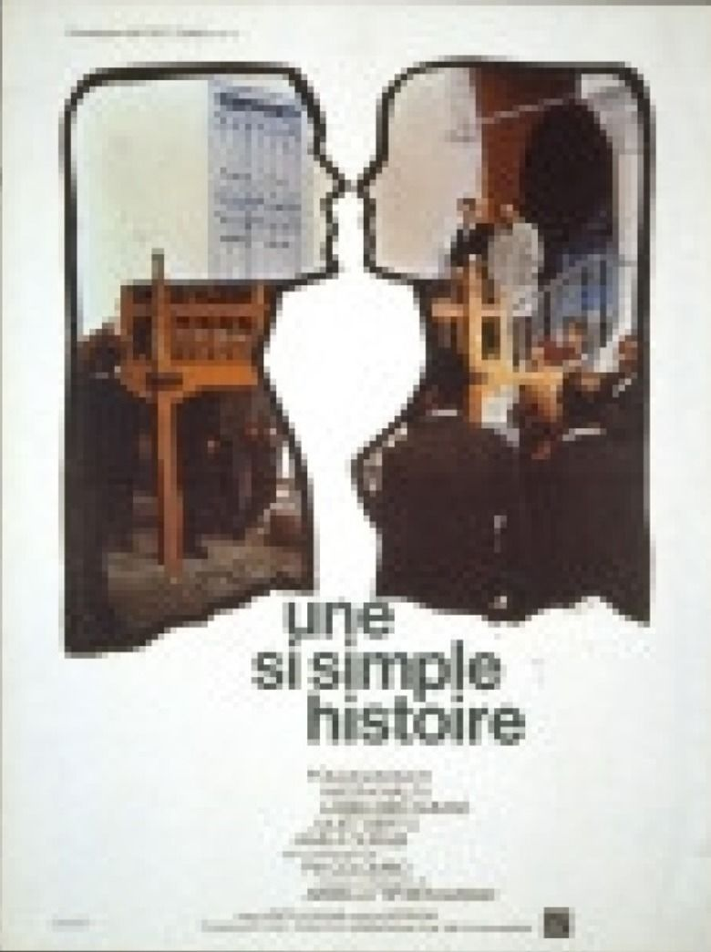 A Simple Story (1970 film) movie poster