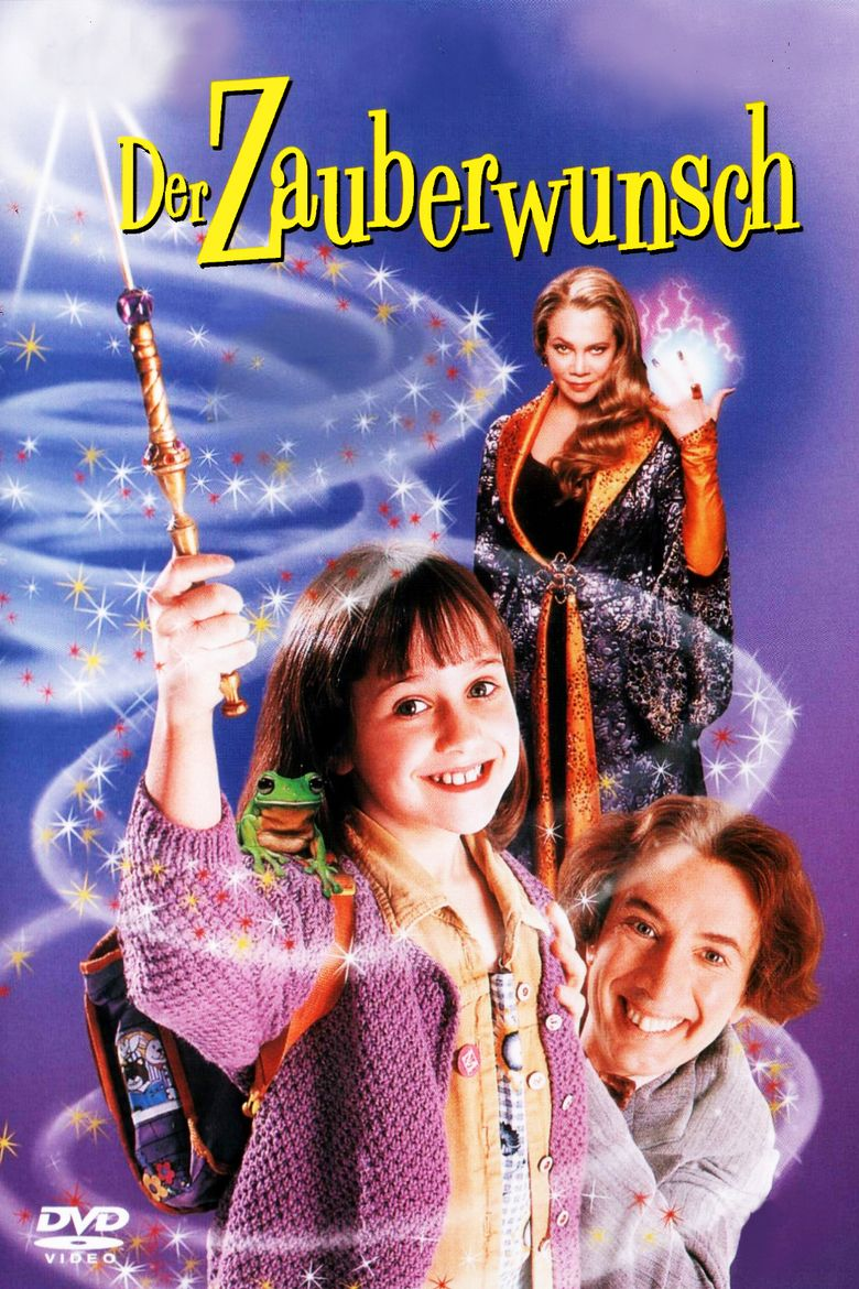 A Simple Wish movie poster