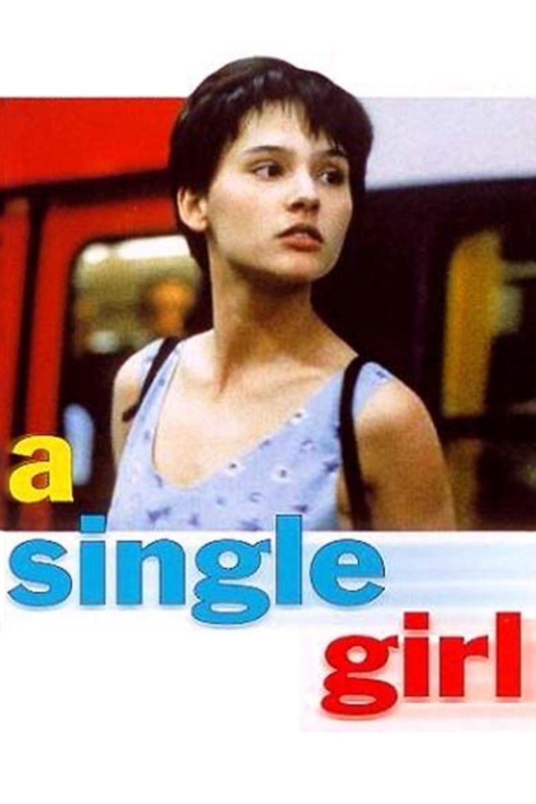 A Single Girl movie poster