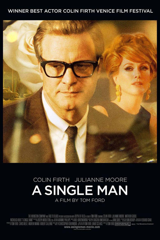 A Single Man movie poster