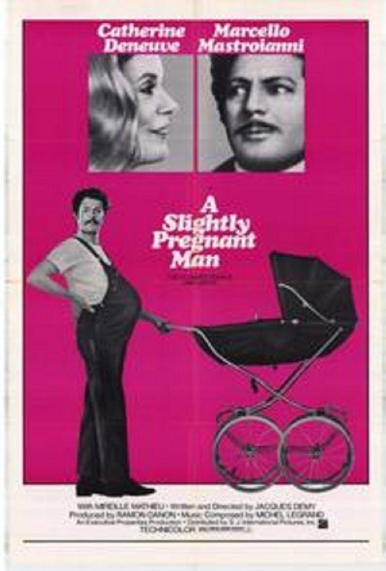 A Slightly Pregnant Man movie poster