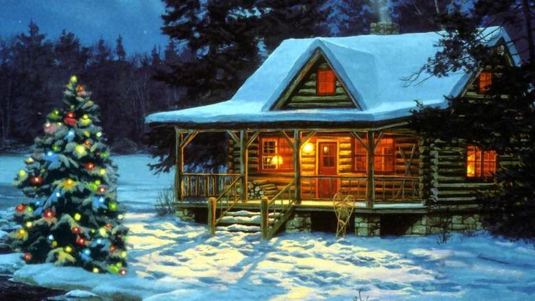 A Smoky Mountain Christmas movie scenes