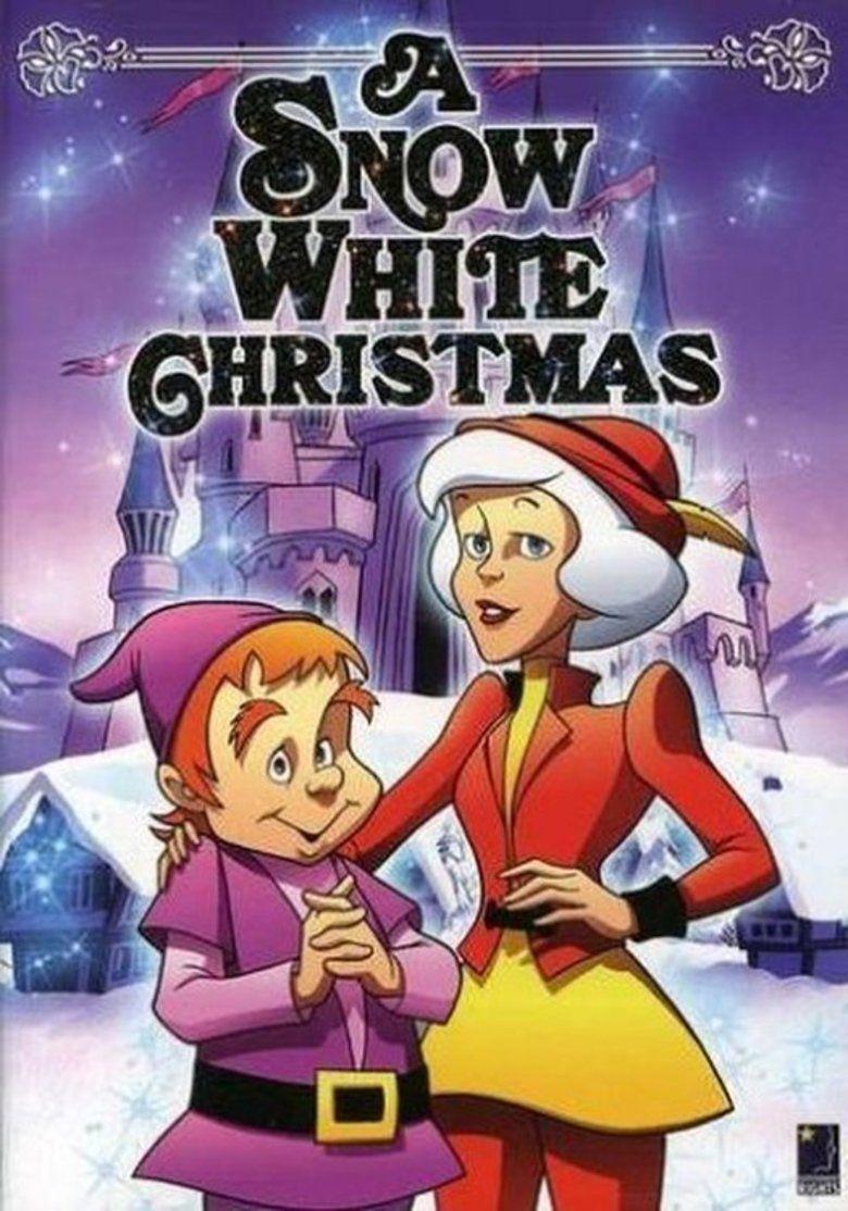 A Snow White Christmas movie poster