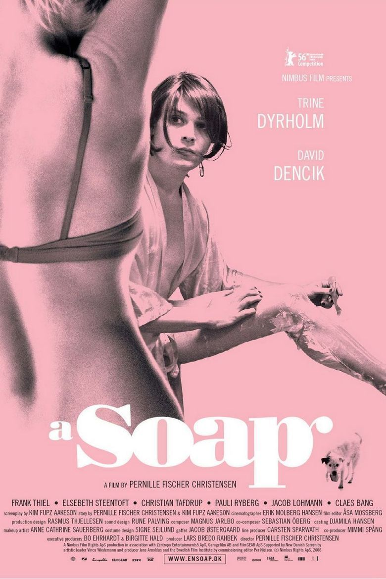 A Soap (film) movie poster