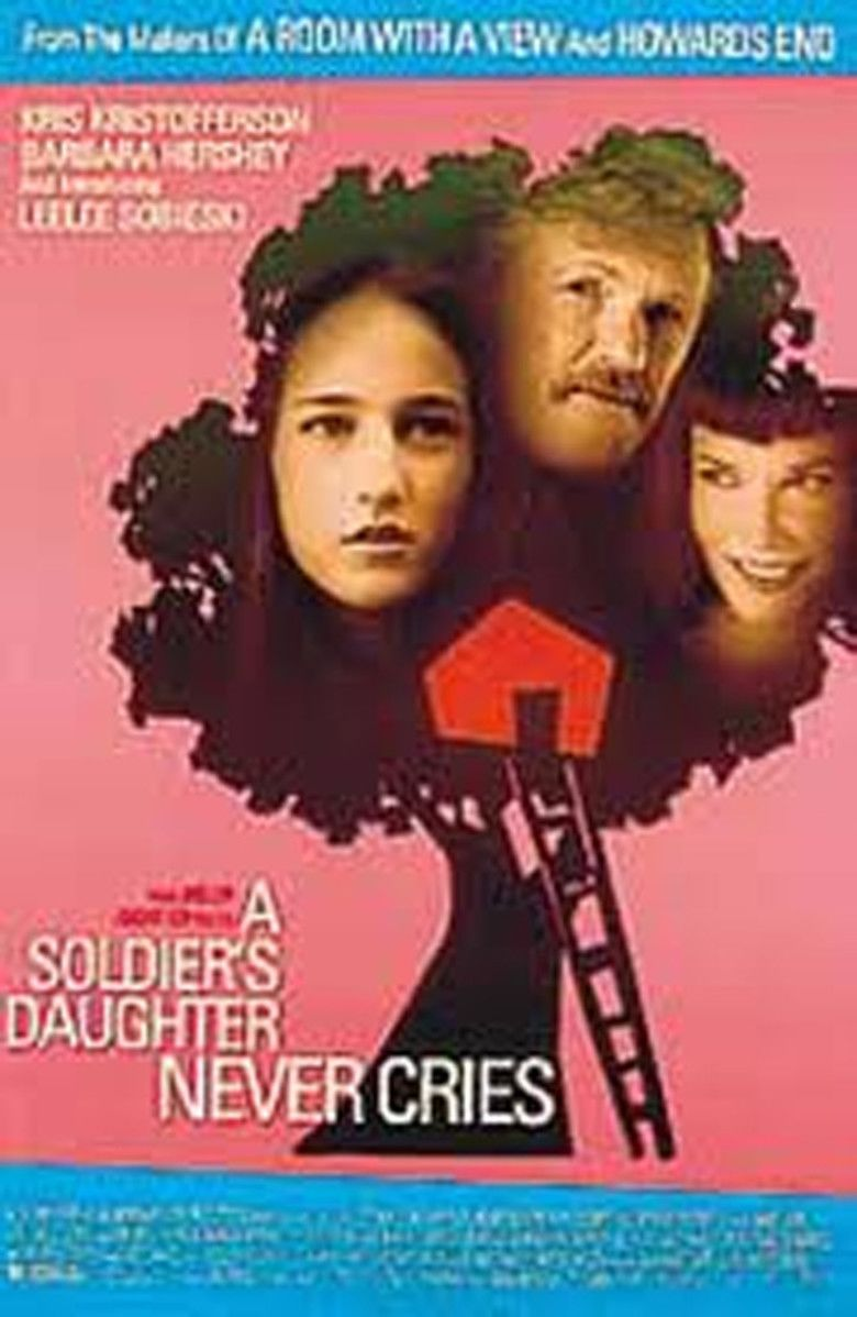 A Soldiers Daughter Never Cries (film) movie poster