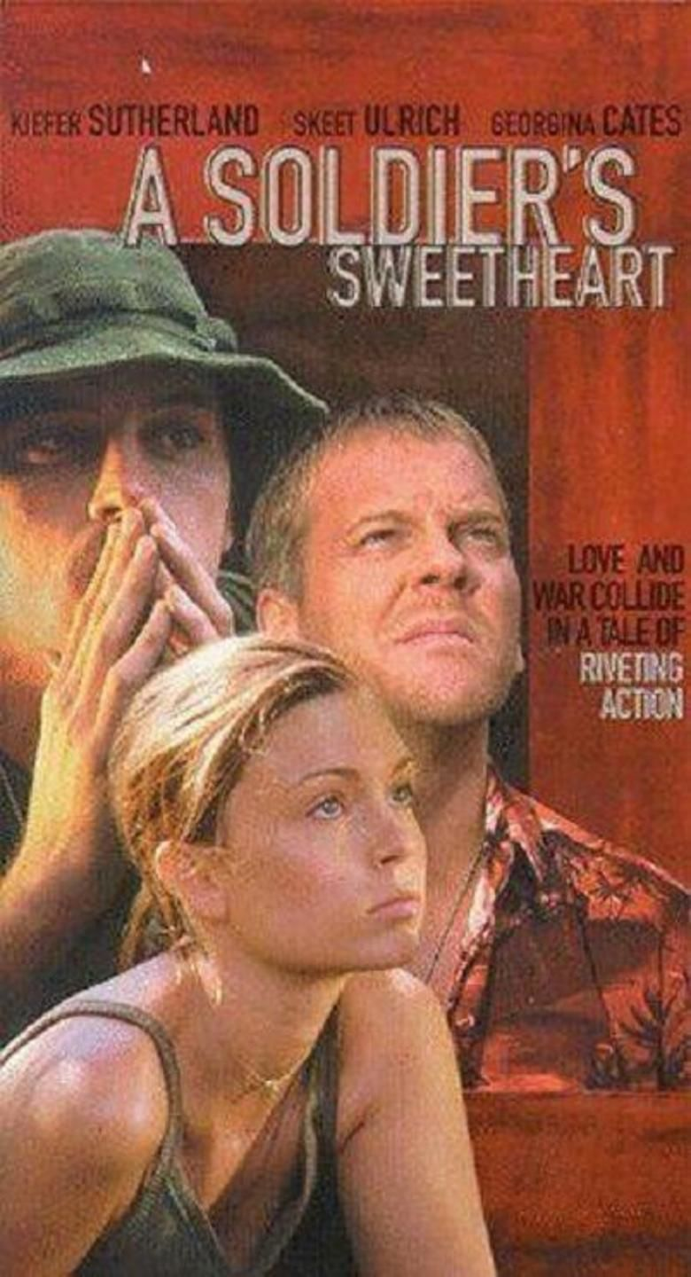 A Soldiers Sweetheart movie poster