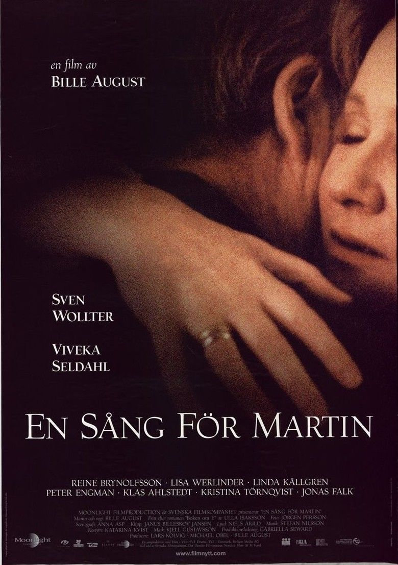 A Song for Martin movie poster