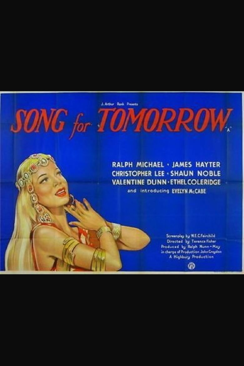 A Song for Tomorrow movie poster