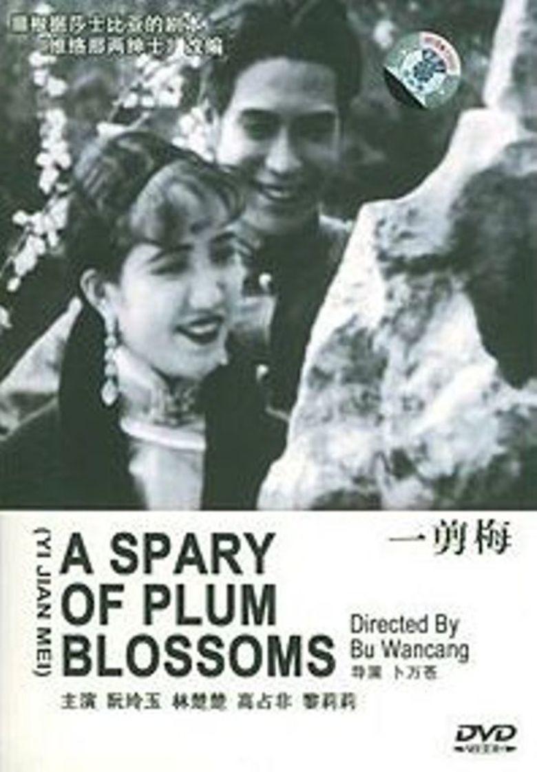 A Spray of Plum Blossoms movie poster