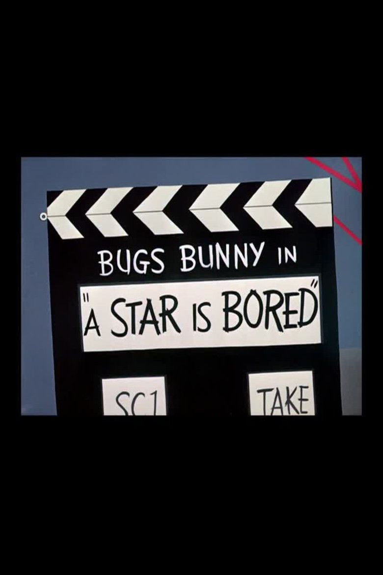 A Star Is Bored movie poster