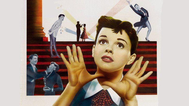A Star Is Born (1954 film) movie scenes