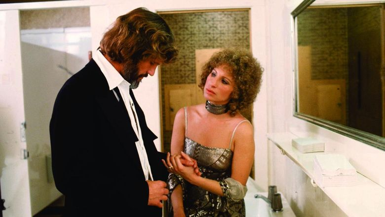 A Star Is Born (1976 film) movie scenes