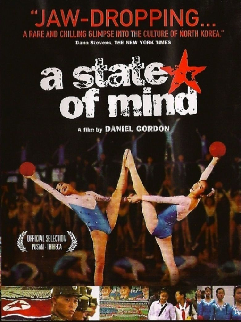 A State of Mind movie poster