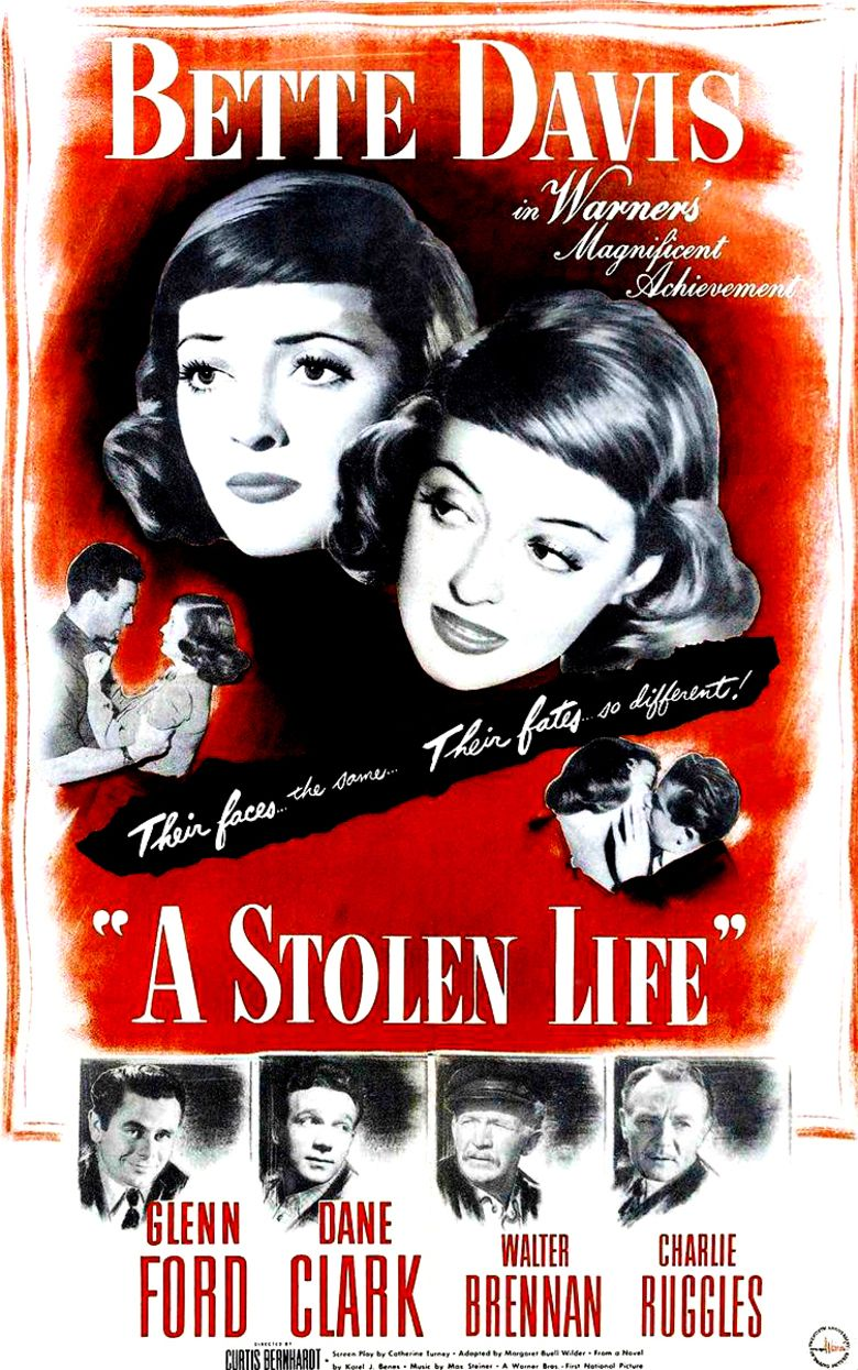 A Stolen Life (1946 film) movie poster