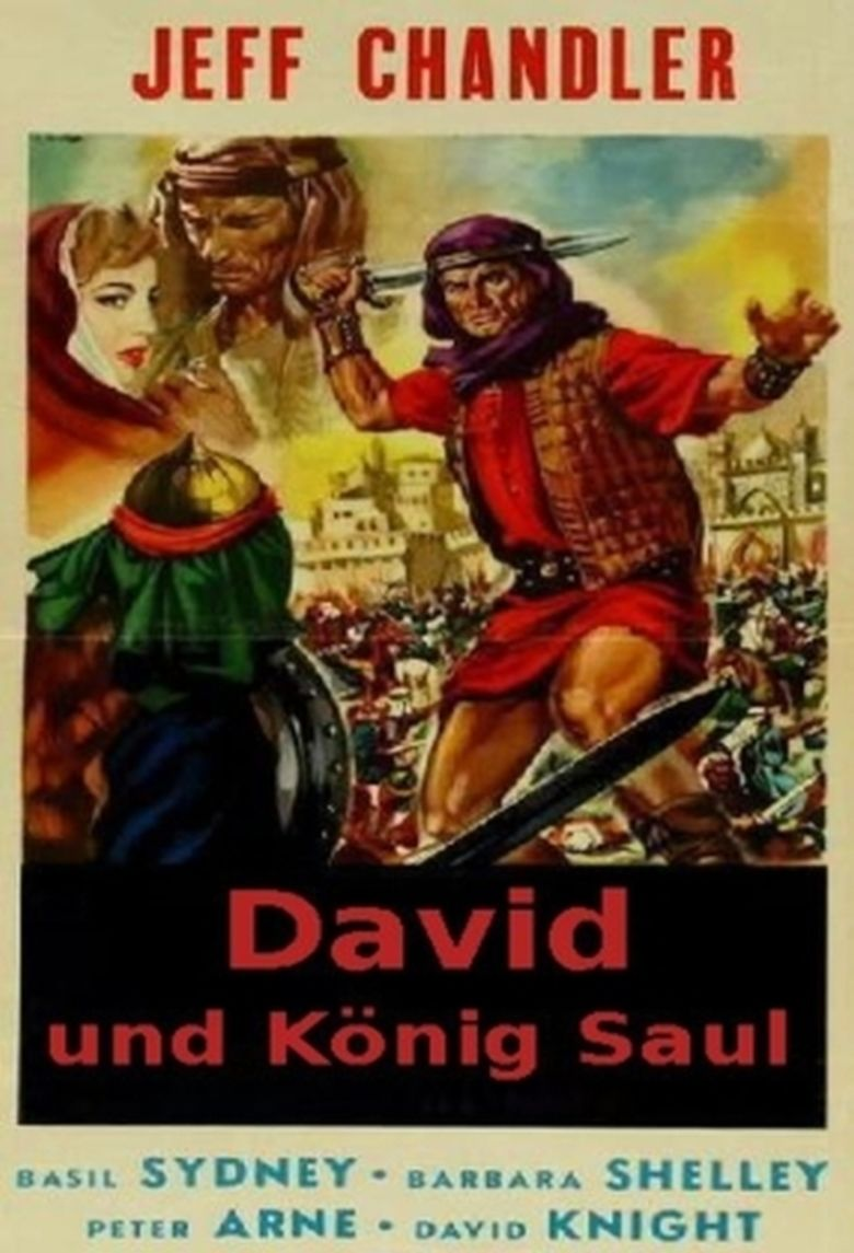 A Story of David movie poster