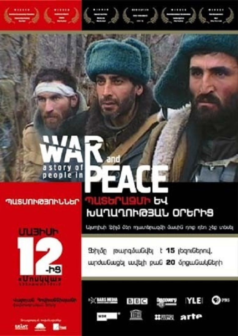 A Story of People in War and Peace movie poster