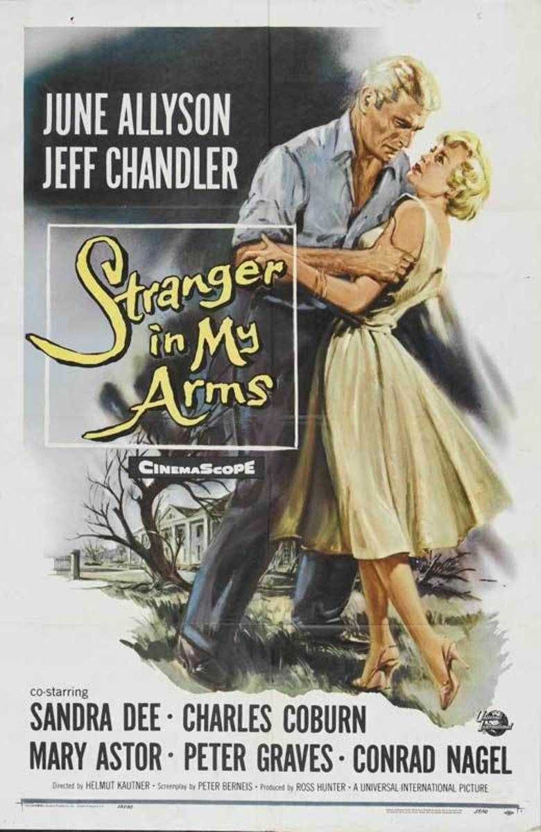 A Stranger in My Arms movie poster
