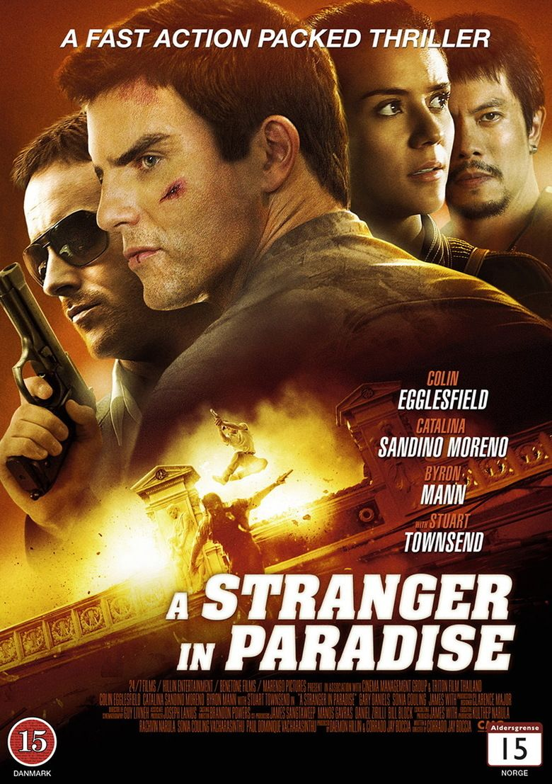 A Stranger in Paradise movie poster