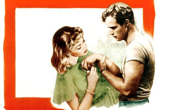 A Streetcar Named Desire (1951 film) movie scenes