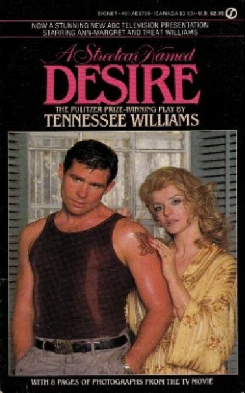 A Streetcar Named Desire (1984 film) movie poster