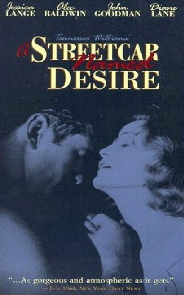 A Streetcar Named Desire (1995 film) movie poster