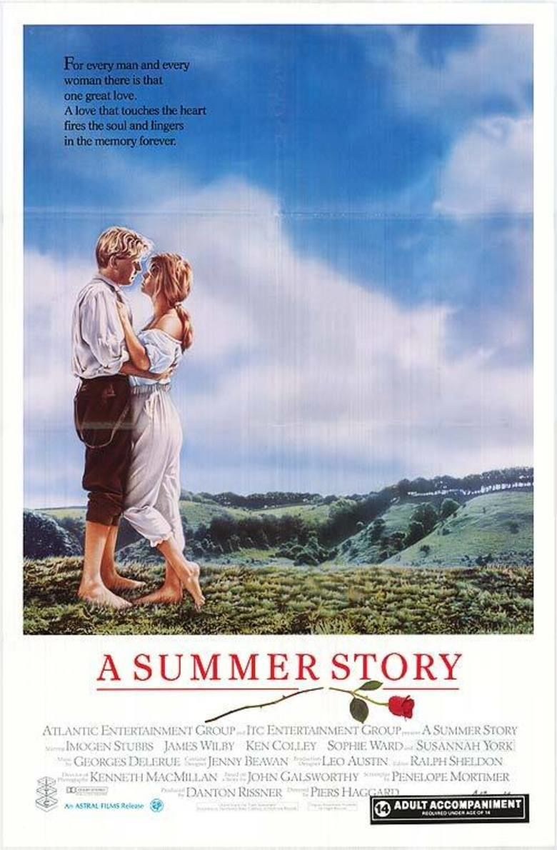 A Summer Story movie poster