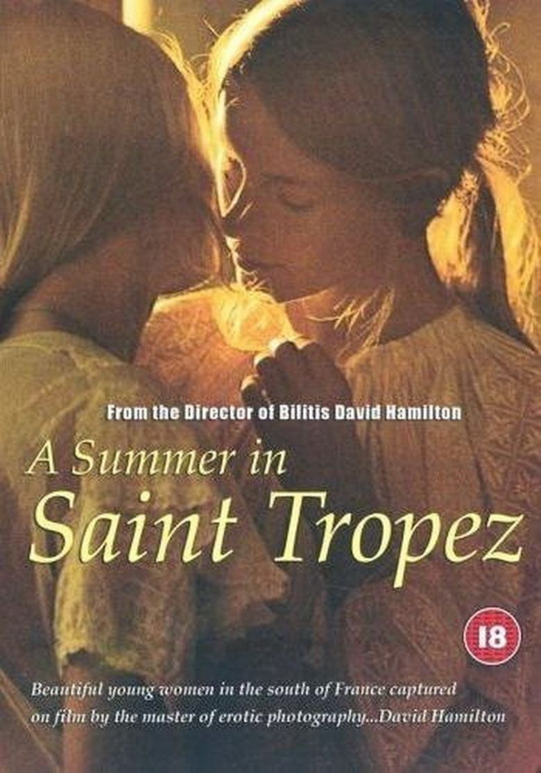 A Summer in St Tropez movie poster