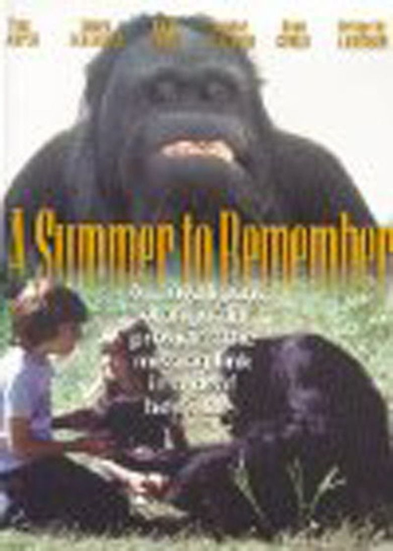 A Summer to Remember movie poster