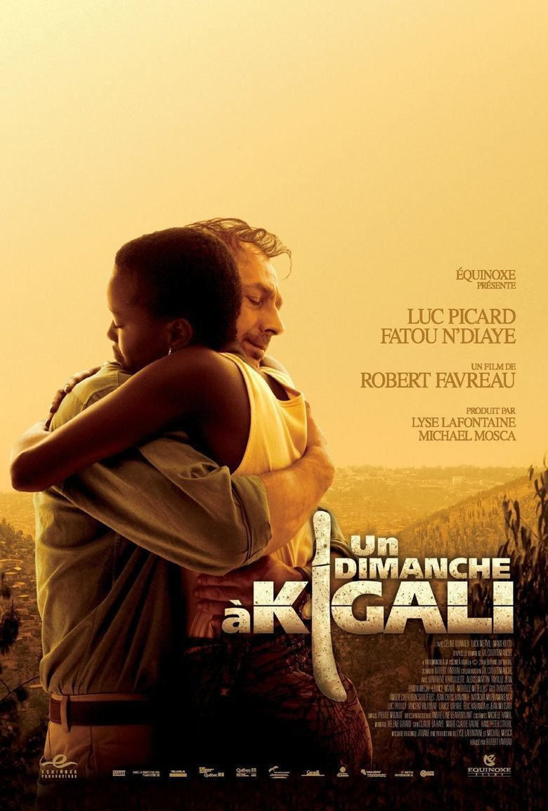 A Sunday in Kigali movie poster