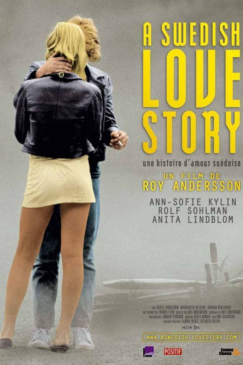 A Swedish Love Story movie poster