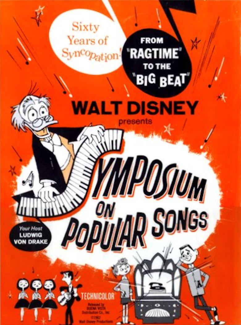 A Symposium on Popular Songs movie poster