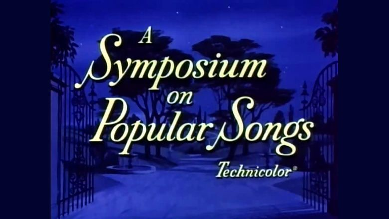 A Symposium on Popular Songs movie scenes