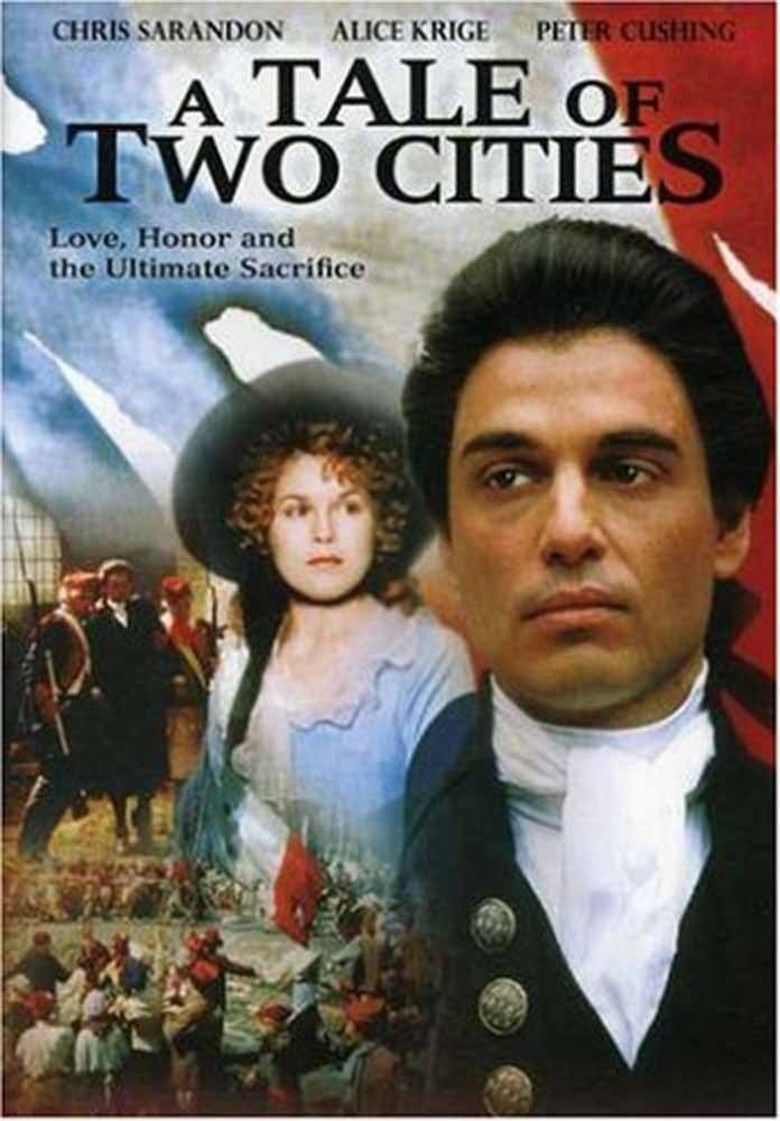 A Tale of Two Cities (1980 film) movie poster