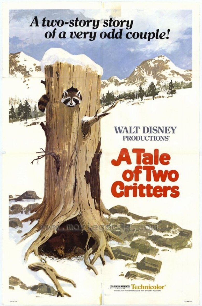A Tale of Two Critters movie poster