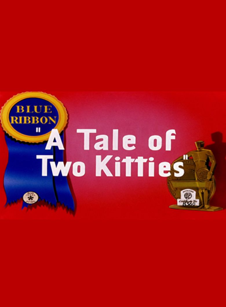 A Tale of Two Kitties movie poster