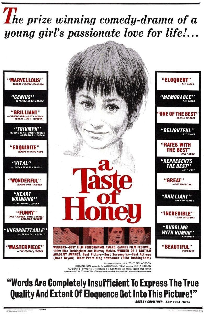 A Taste Of Honey Film