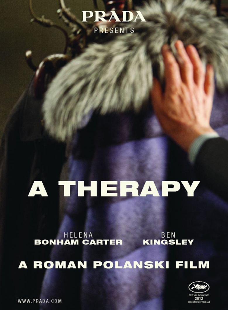 A Therapy movie poster