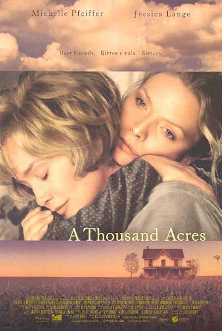A Thousand Acres (film) movie poster
