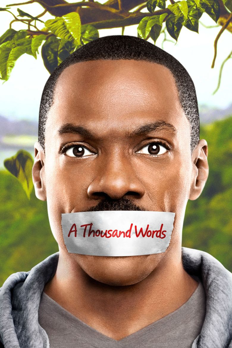 A Thousand Words (film) movie poster