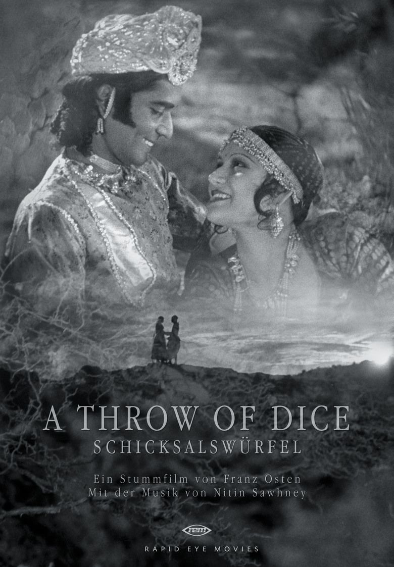 A Throw of Dice movie poster